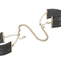 Наручники Bijoux Indiscrets Desir Metallique Handcuffs - Black, металл...