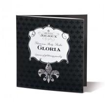 Пэстис из кристаллов Petits Joujoux Gloria set of 3 - Black, украшение...
