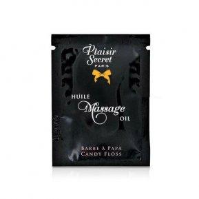 Пробник массажного масла Plaisirs secrets Candy Floss (3 мл)