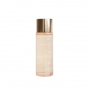 Премиальное масло для ванн HighOnLove Bath Oil - Lavender Honeybee (100 мл) с маслом семян конопли