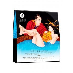 Гель для ванны Shunga LOVEBATH - Ocean temptations 650гр, делает воду ароматным желе со SPA еффектом