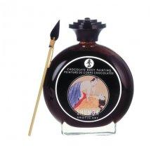 Краска для тела Shunga BODYPAINTING - Aphrodisiac chocolate (100 мл) б...