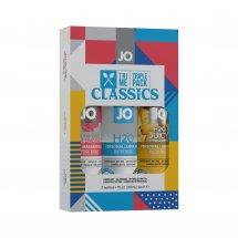 Набор System JO Tri-Me Triple Pack - Classics (3 х 30 мл) водная, сили...
