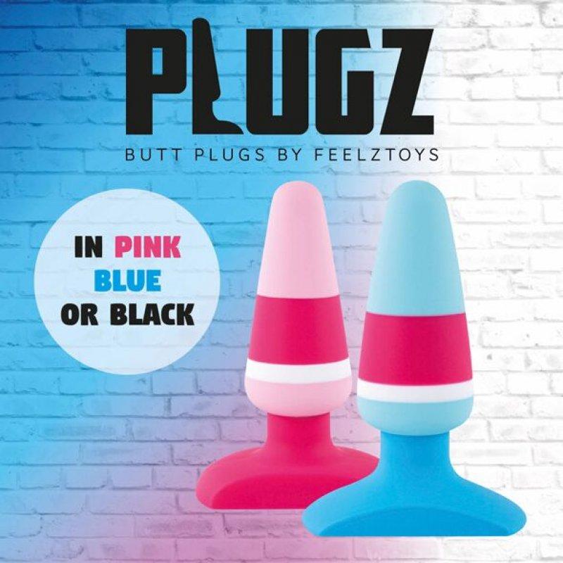 Анальная пробка FeelzToys - Plugz Butt Plug Colors Nr. 2