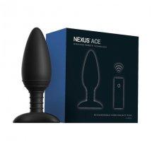 Анальная вибропробка Nexus ACE Large, с пультом ДУ, макс. диаметр 5см ...