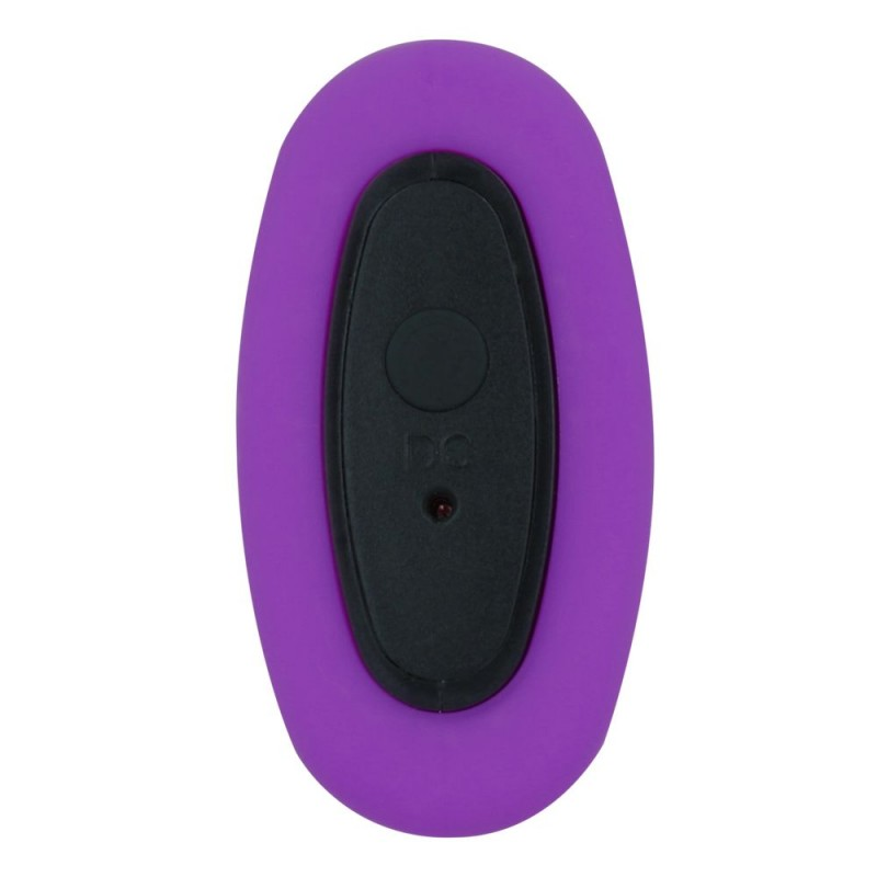 Вибромассажер простаты Nexus G-Play Plus M Purple, макс диаметр 3см, перезаряжаемый