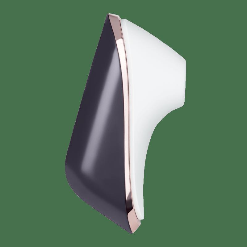 Вакуумный клиторальный стимулятор Satisfyer Traveler, корпус-чехол на магнитах