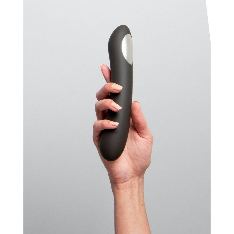 Интерактивный вибростимулятор точки G Kiiroo Pearl 2 Black
