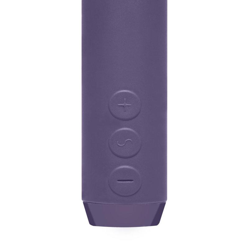 Премиум вибратор Je Joue - G-Spot Bullet Vibrator Purple с глубокой вибрацией