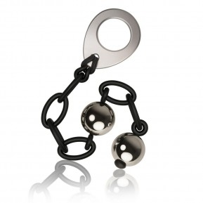 Вагинальные шарики Rocks Off Love in Chains, диаметр 2,5см, вес 140гр