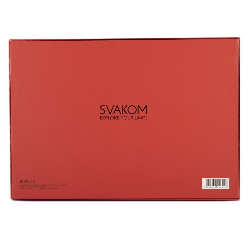 Премиальный подарочный набор для нее Svakom Limited Gift Box с интерактивной игрушкой