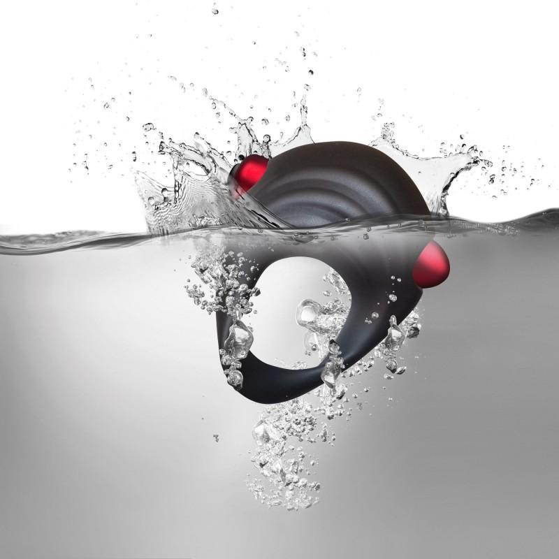 Вибронабор Rocks Off Truly Yours: вибропуля, эрекционное виброкольцо и стимулятор простаты