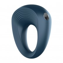 Эрекционное виброкольцо Satisfyer Power Ring, классическая форма, пере...