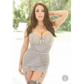 Мастурбатор Fleshlight Girls: Angela White - Indulge, со слепка вагины, очень нежный