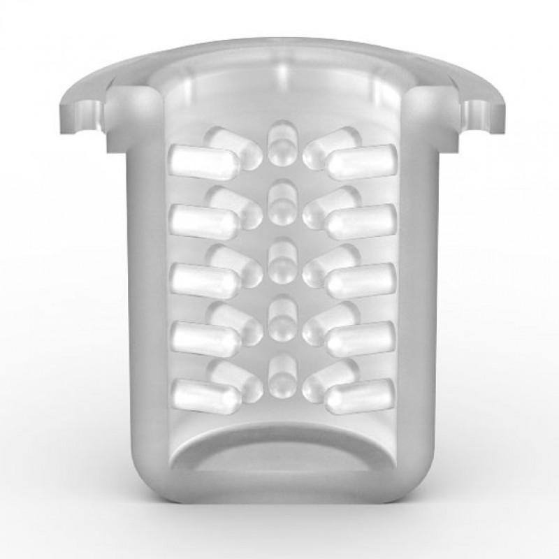 Вставка ZINI Dib Bang Bang Tentacle, можно использовать как стимулятор головки