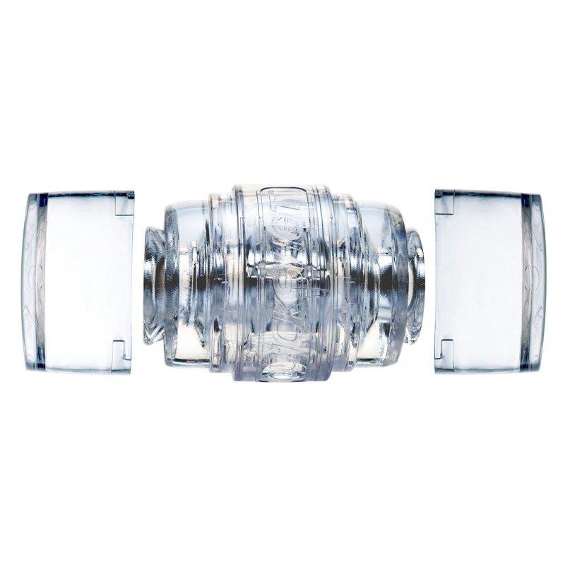 Мастурбатор Fleshlight Quickshot Pulse, компактный, отлично для пар и минета