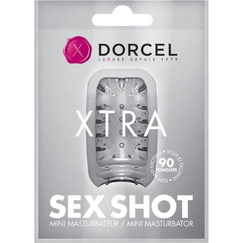 Покет-мастурбатор Dorcel Sex Shot Xtra