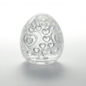 Мастурбатор яйцо Tenga Egg Lovers (Сердечки)