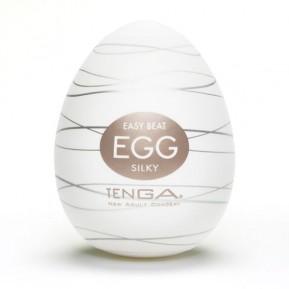 Мастурбатор яйцо Tenga Egg Silky (Нежный Шелк)