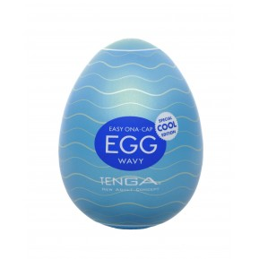 Набор Tenga Egg COOL Pack (6 яиц)