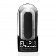 Мастурбатор Tenga Flip Zero Black, изменяемая интенсивность стимуляции...