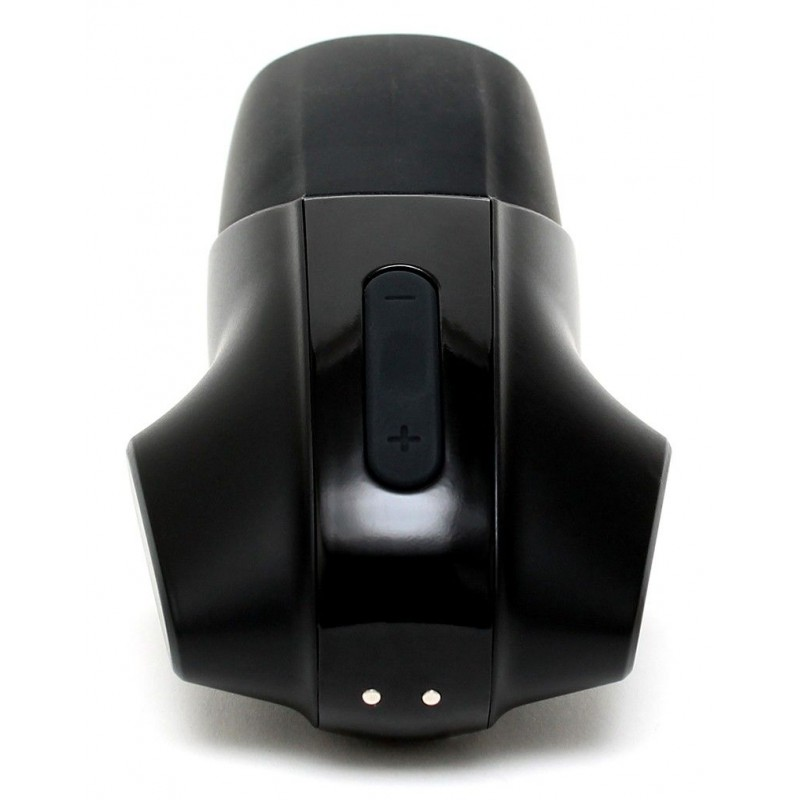 Мастурбатор Satisfyer Men Vibration имитатор минета с вибрацией, стимуляция головки