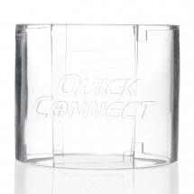 Адаптер Fleshlight Quickshot Quick Connect для соединения двух Квикшот...
