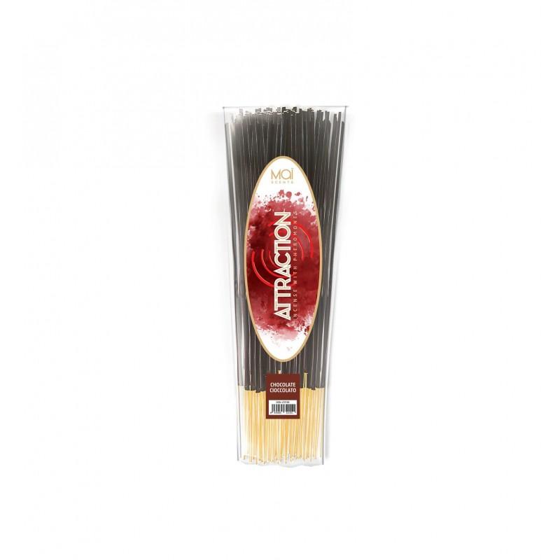 Ароматические палочки с феромонами MAI Chocolate (400 шт) для дома офиса магазина