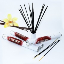 Ароматические палочки с феромонами MAI Vanilla (20 шт) tube для дома о...